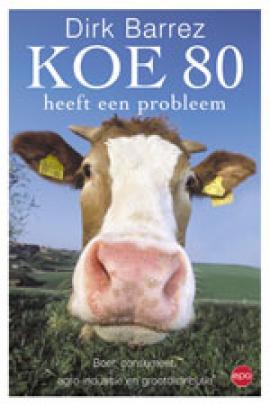 cover Koe 80 heeft een probleem - boek & DVD