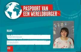 paspoort wereldburger