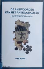 cover De antwoorden van het antiglobalisme. Van Seattle tot Porto Alegre - boek