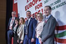 ETUC-EVV Wenen mei 2019