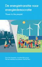 cover De energietransitie naar energiedemocratie. 'Power to the people'