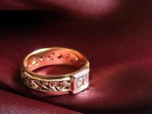 Mag ik je deze gouden ring geven? En aanvaard je dan ook de 20 ton mijnafval die daarvoor is gemaakt?