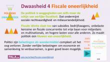 11 politieke dwaasheden | 4 Fiscale oneerlijkheid